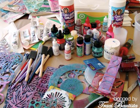 Materials List Art Journal Play Mixed Media Lab Dream